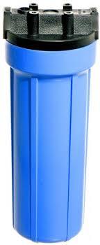 Filtergehäuse aus Kunststoff Typ 40 Abb. Nr. 1