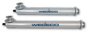 UV Desinfektionsanlage Wedeco Spectron 15 DVGW zertifiziert