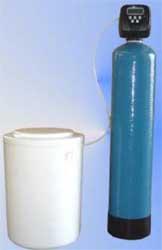 Nitratfilter Einfilteranlage
