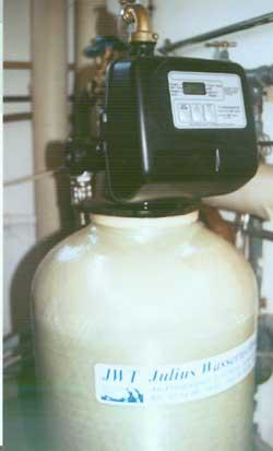 Kiesfilteranlage EFK 75 Abb. Nr. 1