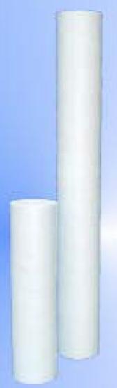 Filterkerzen 2,5 Zoll -schmelzgeblasen Abb. Nr. 1