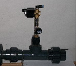 Lufteintragssystem DN25