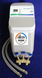 Kabinettfilter Enthärtungsanlage DIN/ DVGW geprüft
