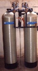 Doppelfilter Enteisenungsanlage DF-E 01 Abb. Nr. 1