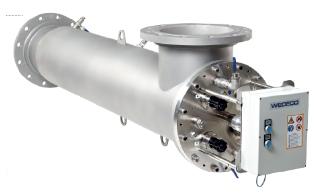 UV Desinfektionsanlage Wedeco Spectron 50e DVGW zertifiziert